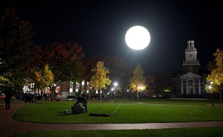 Pallone luminoso palloni luminosi palloni giganti gonfiabili