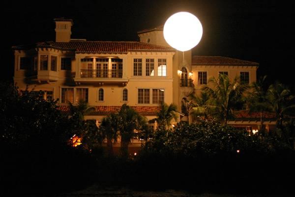 Illuminazione da esterno palla: illuminazione da giardino a sfera